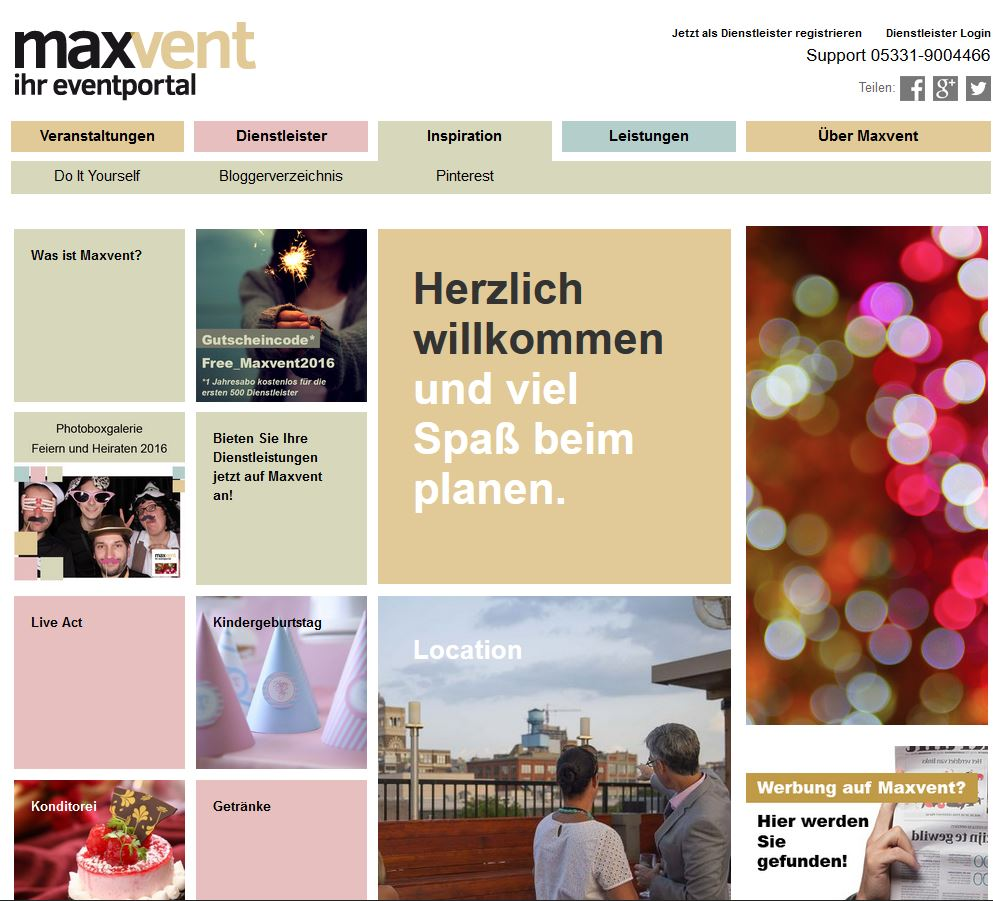Maxvent.org